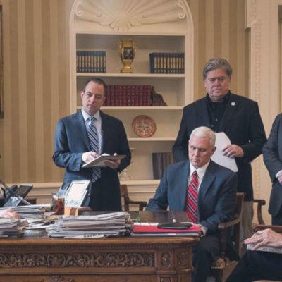 Başkan Donald Trump, iç çekişmeler nedeniyle ekibini değiştiriyor