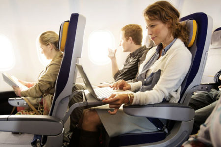 Avrupa'dan ABD'ye yapılacak uçuşlar için laptop yasağı gündemde
