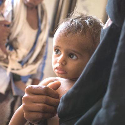 İç savaş ve kıtlıkla mücadele eden Yemen çöküşün eşiğinde