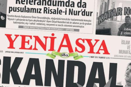 Yeni Asya haber editörü tutuklandı