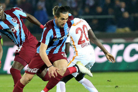 Derbide 'Fırtına' esti: Trabzonspor 2-0 Galatasaray