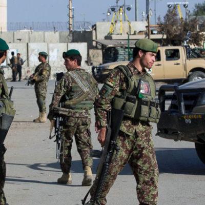 Taliban saldırısı sonrası, Afganistan Genelkurmay Başkanı ve Savunma Bakanı istifa etti