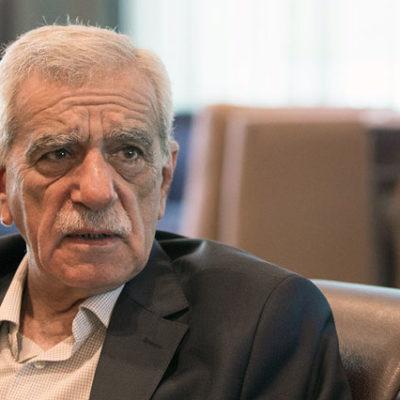 Ahmet Türk: Heykeller ve bayraklar önemli değil. Önemli olan insanların özgür olması