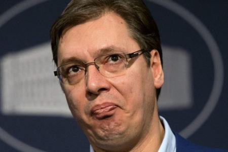 Sırbistan'ın yeni cumhurbaşkanı Aleksandar Vucic
