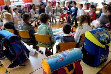 Berlin'de 17 okuldaki Türkçe dersleri askıda