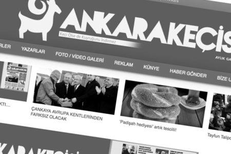 Gazete Ankara Keçisi yayın hayatına başladı