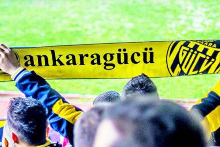 Ankaragücü 1. Lig'e yükseldi