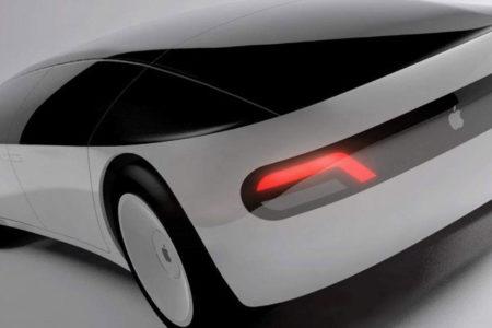 Apple Car teste çıkıyor