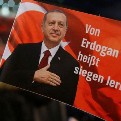 Yabancı politikacılar Almanya'da seçim etkinliği düzenleyemeyecek
