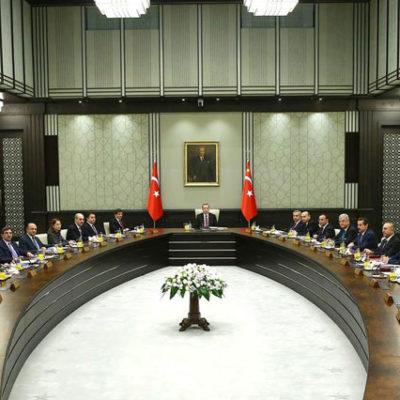 Kabine değişikliği açıklandı: 6 bakan yer değiştirdi, 5 yeni isim kabineye girdi