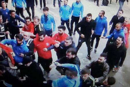 Başakşehirli futbolcular PFDK'ya sevkedildi