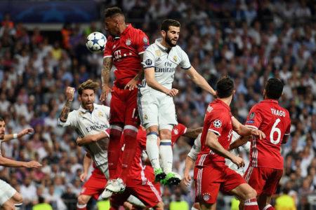 Devler Ligi'nde gecenin maçı Real Madrid'in