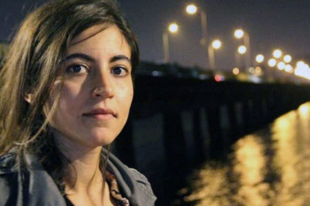 Gazeteci Berivan Altan gözaltına alındı