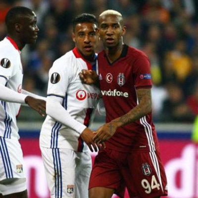 Beşiktaş 1 dakikada yenildi: Lyon 2-1 Beşiktaş