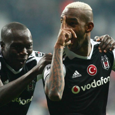 Talisca: Beşiktaş'ta mutluyum, bir yere gitmiyorum