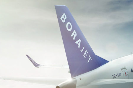 Borajet uçuşlarına ara verdi