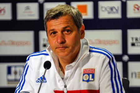 Lyon Teknik Direktörü Genesio: Bizim için çok zor bir takıma karşı oynayacağız