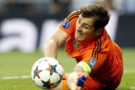 Volkan'ın yerine Casillas