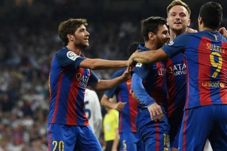 El Clasico'daki gol düellosunun kazananı: Barcelona