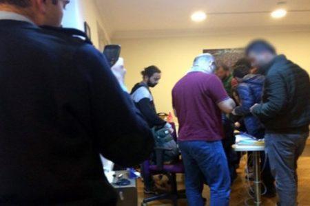 Muhalif site Sendika.Org'a polis baskını