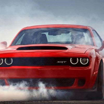 850 beygirlik gücüyle Dodge Demon dünyanın en hızlısı