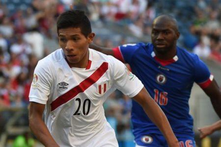 Ersun Yanal, Peru'lu genç yıldızı takibe aldı