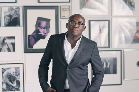 İngiliz Vogue'un yüz yıllık tarihinde bir ilk: Yeni genel yayın yönetmeni siyah bir erkek