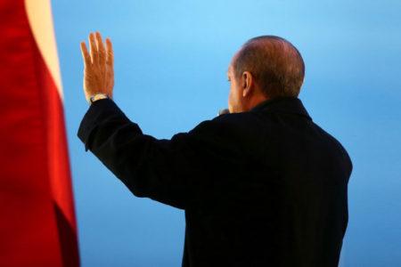 Erdoğan için Okluk Koyu'nda Yazlık Saray yapılıyor