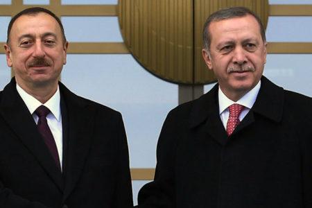 Erdoğan'a ilk tebrik Aliyev'den geldi