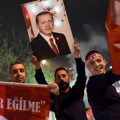 AKP'den referandum raporu: Parti yöneticileri ve hükûmet üyeleri yeni sistemi içselleştiremedi