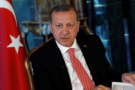 Erdoğan: Reza Zarrab benim babamın oğlu değil ama benim bir vatandaşımdır