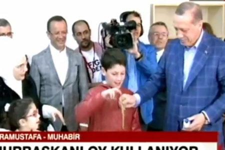 Erdoğan: Alışılmışın dışında bir tercih yapmamız lazım