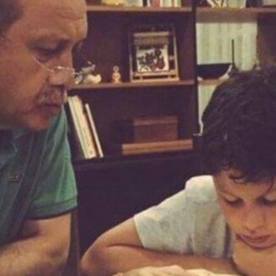 Özkök: Erdoğan'ın torunu ile çekilmiş tişörtlü fotoğrafını çok sevdim