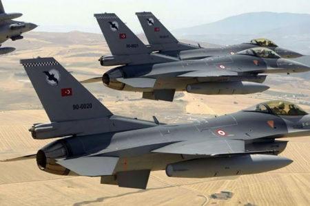 Türk savaş uçakları ve gemileri Katar yolcusu