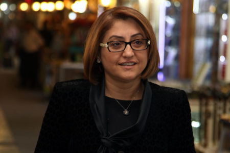 Fatma Şahin, 'IŞİD sanığıyla görüştü' haberine ilişkin açıklama yaptı
