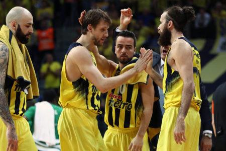 Fenerbahçe'den tarihi zafer: Üst üste 3. kez Final Four'a yükseldi