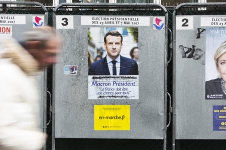 Fransa'daki seçimin ilk turunda Macron'a ikinci zafer