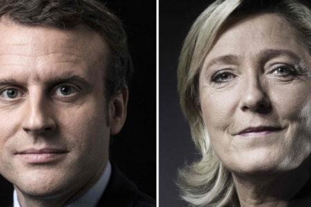 Fransa seçimlerinin ilk tur galipleri: Macron ve Le Pen