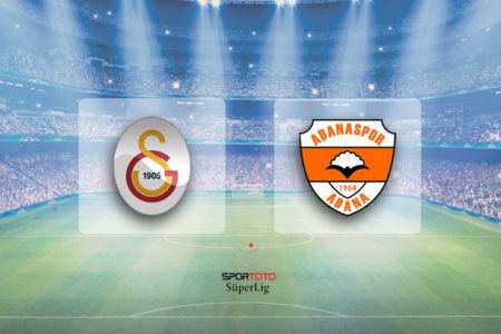 Galatasaray, kendi sahasında Adanaspor'u 4-0 mağlup etti