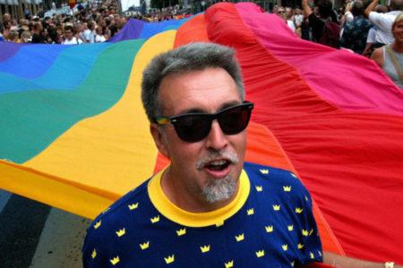 Gökkuşağı bayrağının yaratıcısı Gilbert Baker hayatını kaybetti
