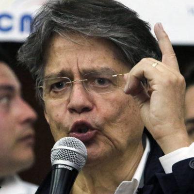 Ekvador'da başkan adayının yolsuzluk iddialarını yayınlamayan basın kuruluşlarına ceza