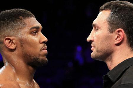 İngiltere topraklarındaki en büyük boks karşılaşması: Joshua vs Klitschko