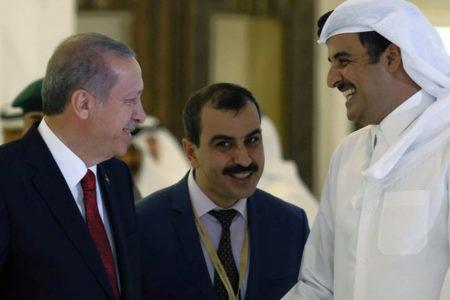 Erdoğan'dan Katar için telefon trafiği