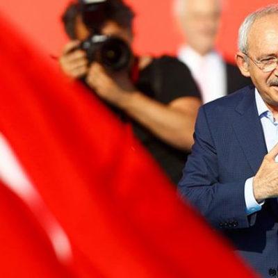 Kılıçdaroğlu CHP'ye verilmeyen şarkıyı açıkladı