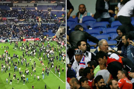 UEFA, Beşiktaş ve Lyon'u disiplin kuruluna sevk etti