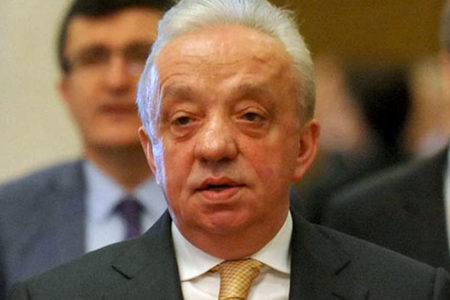 Mehmet Cengiz Akkuyu Nükleer Santrali'ne ortak oldu