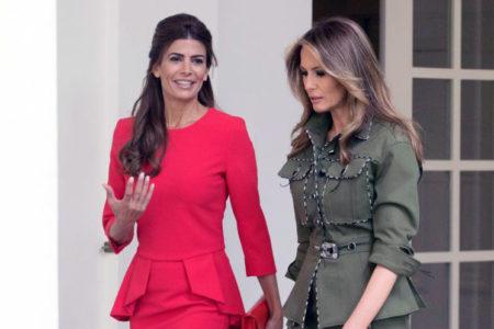 First Lady'den 3 bin 390 euro değerinde takımla Arjantin ziyareti