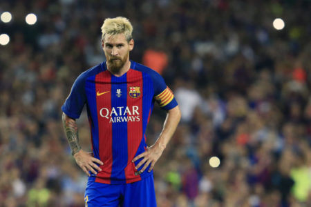 Messi forma koleksiyonunu tanıttı