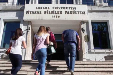 Rektör İbiş, 37 yıldır Mülkiye'de çalışan Prof. Ağaoğulları'na veda panelini engelledi