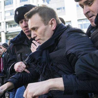 Rusya'da Putin muhalifi lidere hapis cezası